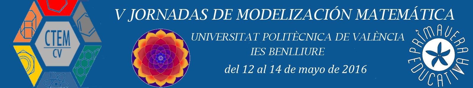 V Jornadas de Modelización Matemática